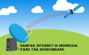 Sinyal Internet Di Indonesia Yang Tak Berkembang