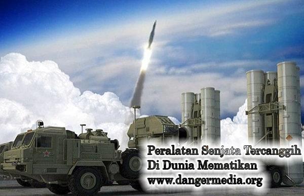 Peralatan Senjata Tercanggih di Dunia Mematikan